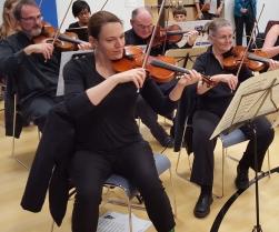 Violins at King Street
