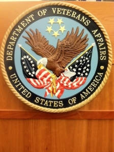 Dept of VA logo