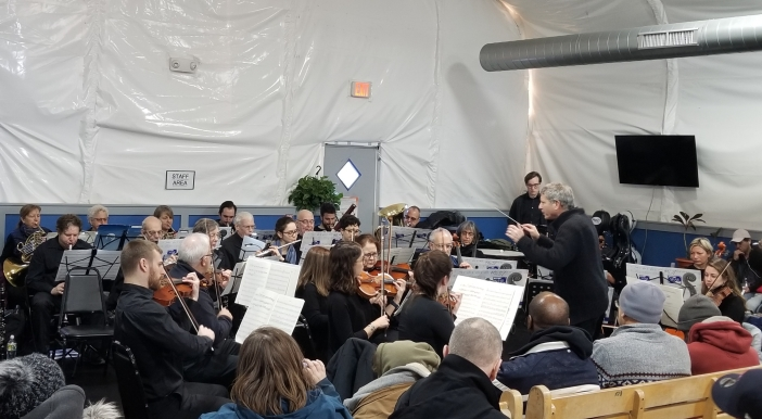 Orch at Engagement Center Feb 2019